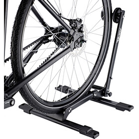 Red Cycling Products Storage Stand - negro